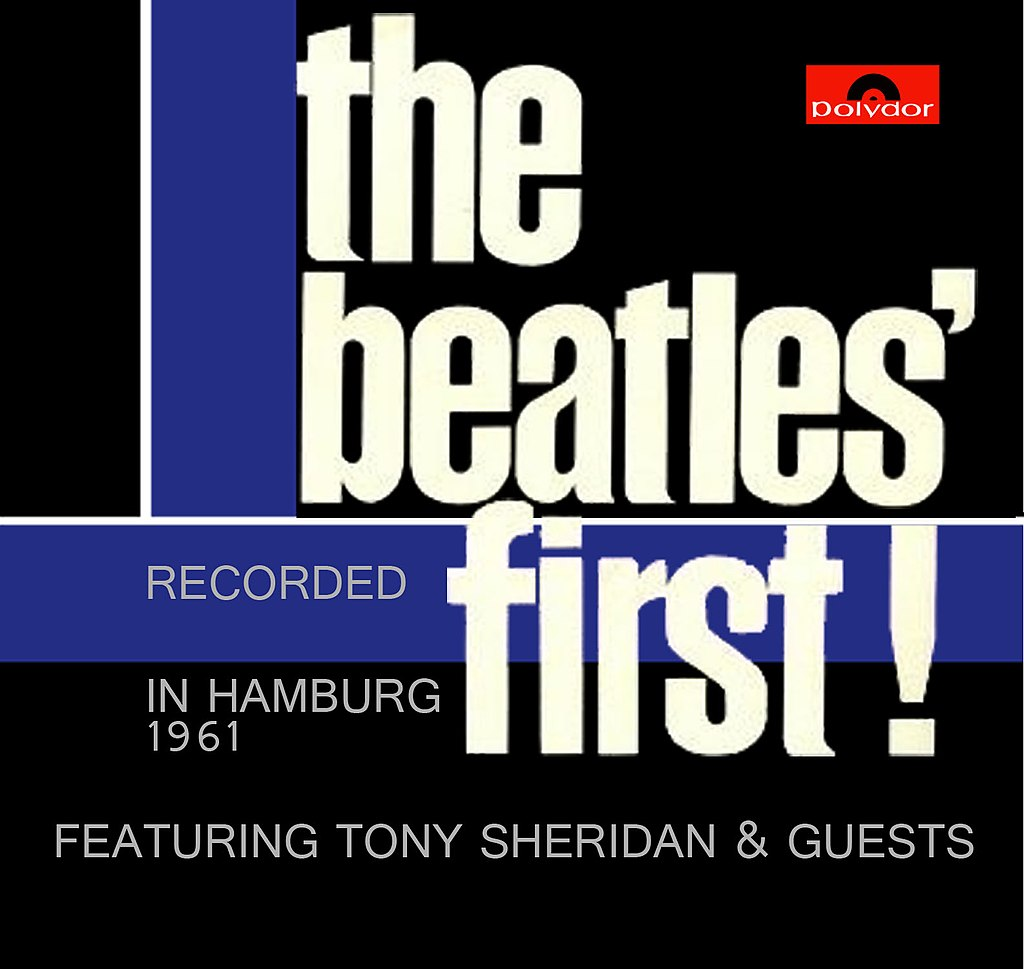 The Beatles first album, recorded in Germany.
