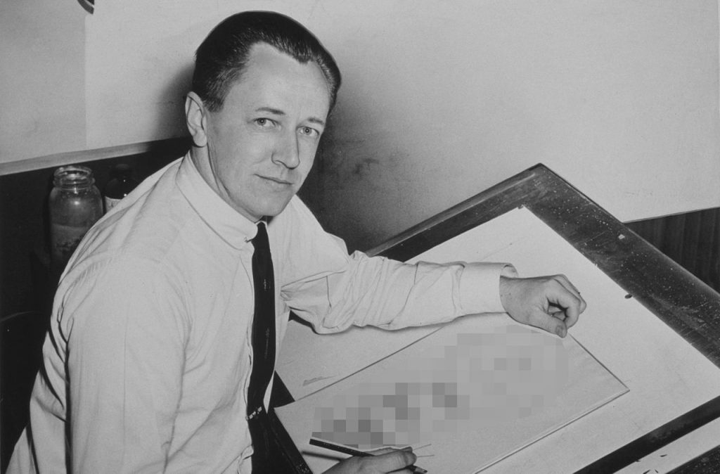 Charles Schulz, Peanuts creator and driving force behind a Charlie Brown Christmas.