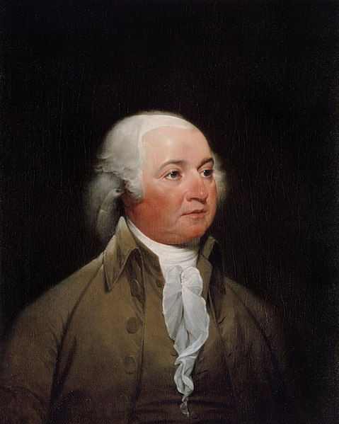 John Adams forcefully argued for a government of laws, not men. The Supreme Court under John Roberts preserved that principle.