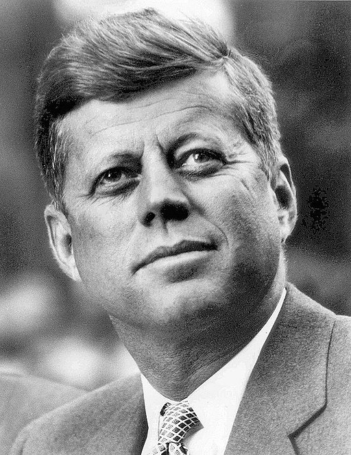 """JFK had the same optimism about America that FDR held before him and Reagan after. Although ti was Reagan's phrase, all three oversaw """"Morning in America."""""""