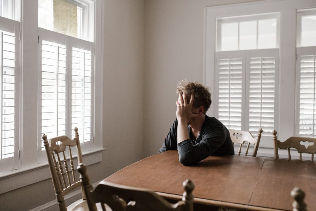 Empty Nesters might end up on the other end of the spectrum, suffering from anxiety and disorder.