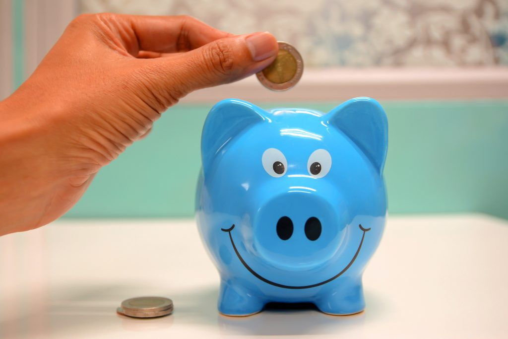 Sometimes the simplest way is the best way. Try the piggybank approach to college funding by grandparents.