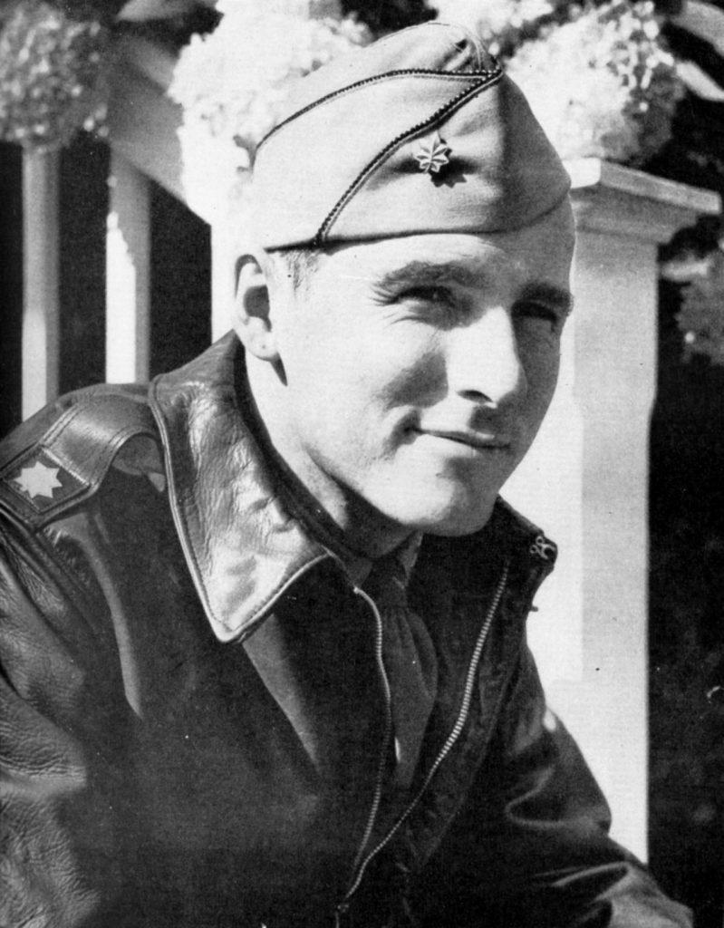 Lt. Colonel Ed Dyess.