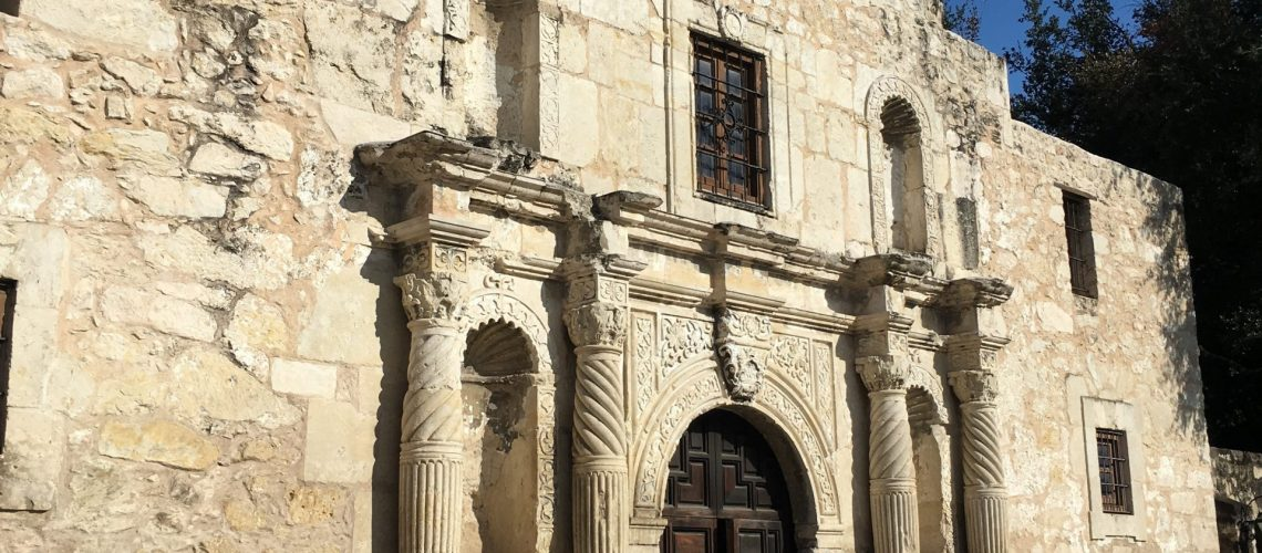 San Antonio, Texas is the hometown of the Alamo and the Empty Nesters.